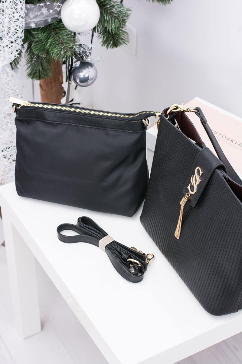 Black Women Big Stylish Handbag