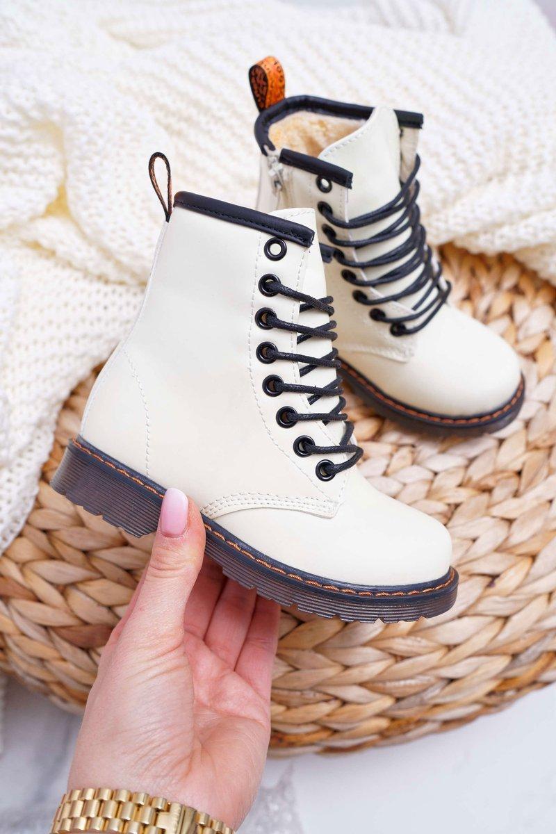 Boots Warm With Zipper Fluorescent