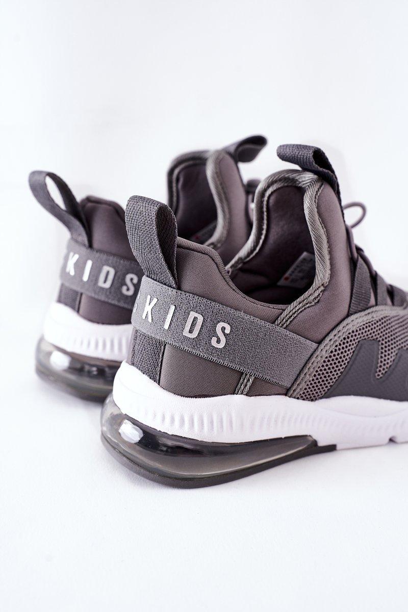 Children's Sport Shoes Sneakers ABCKIDS Grey