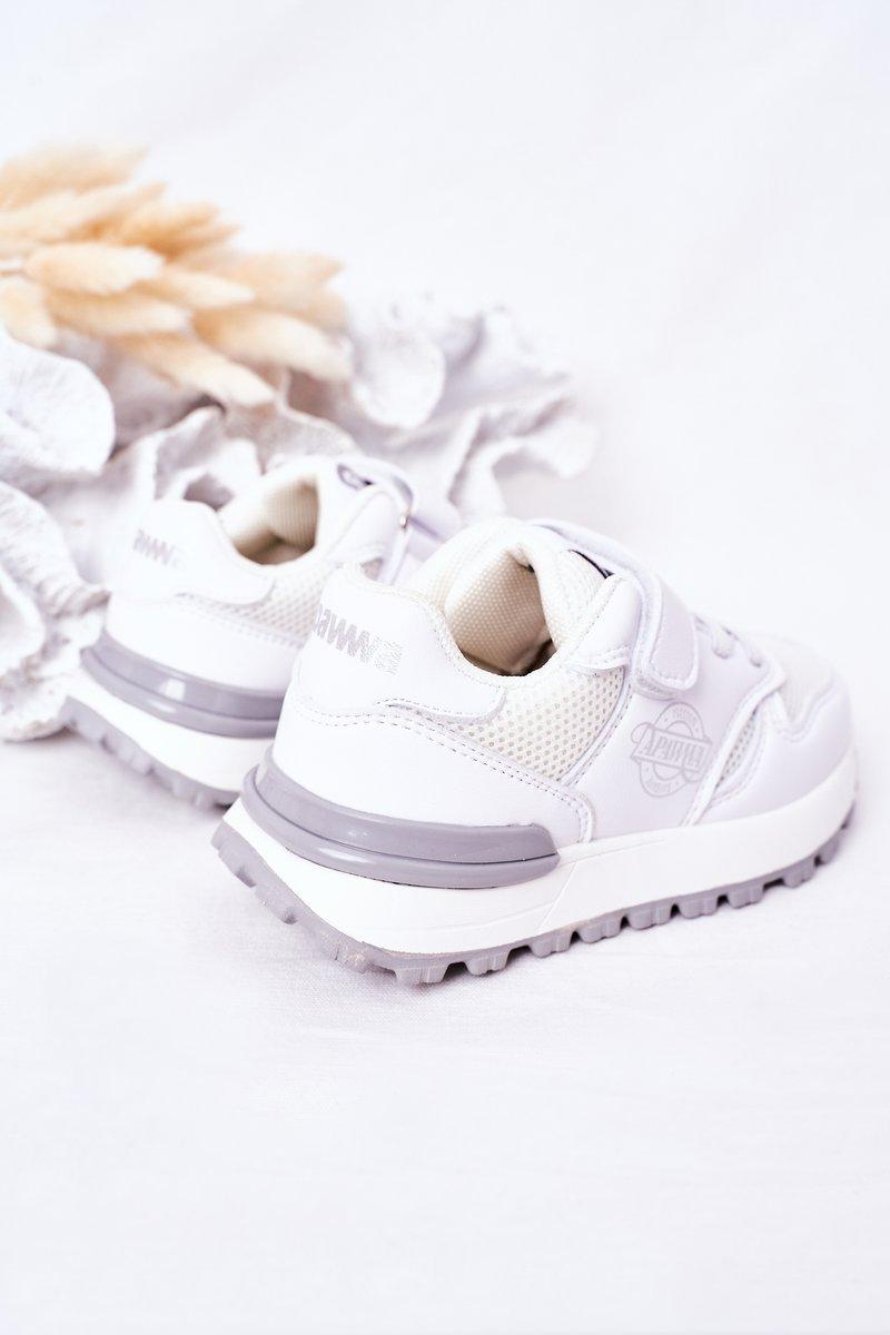 Children's Sport Shoes Sneakers White Skatepark