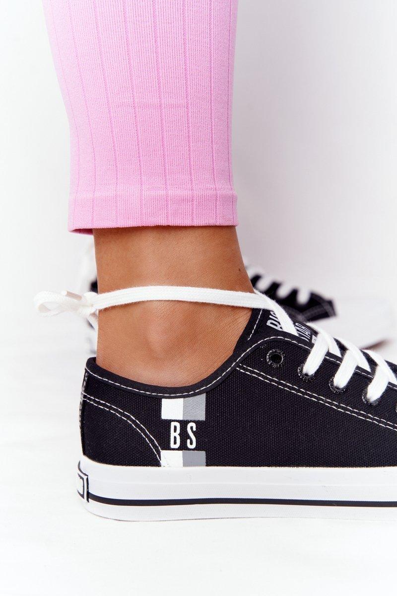 Classic Women's Sneakers BIG STAR HH274108 Black