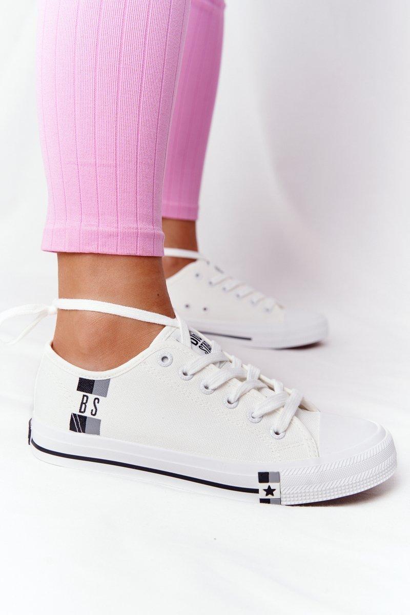 Classic Women's Sneakers BIG STAR HH274109 White