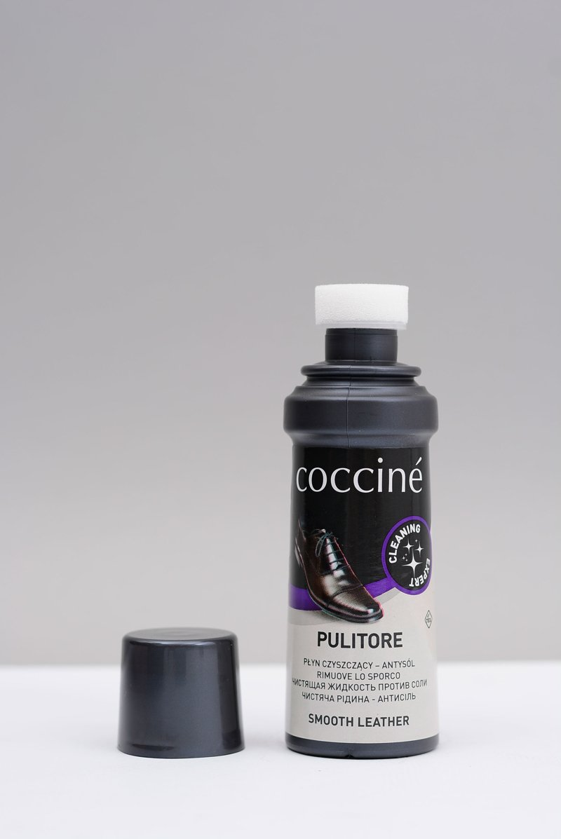 Coccine Cleansing Fluid Skin Cleaner Pulitore