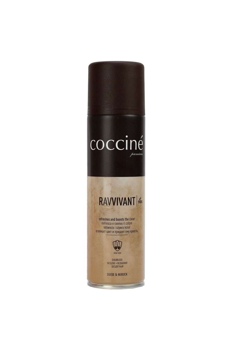 Coccine Ravvivant Regenerating Spray For Suede And Nubuck