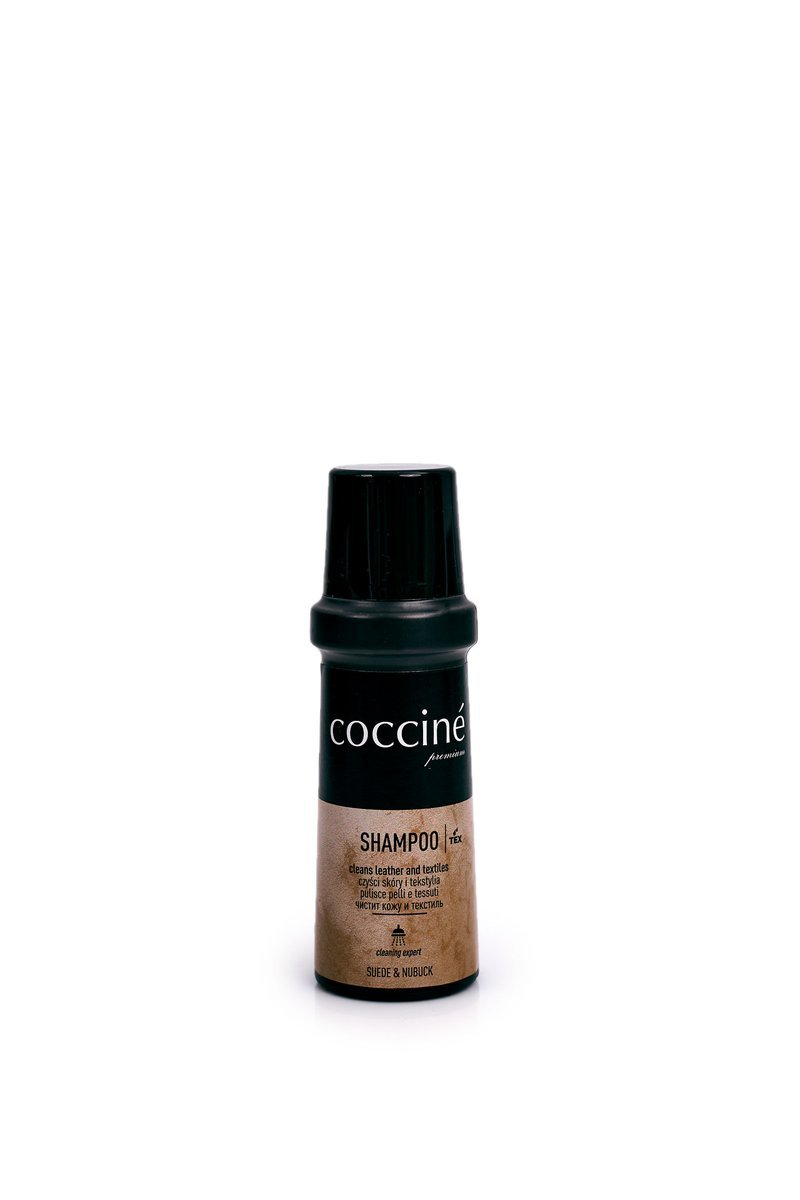 Coccine Shampoo for cleaning stains from Suede and Nubuck