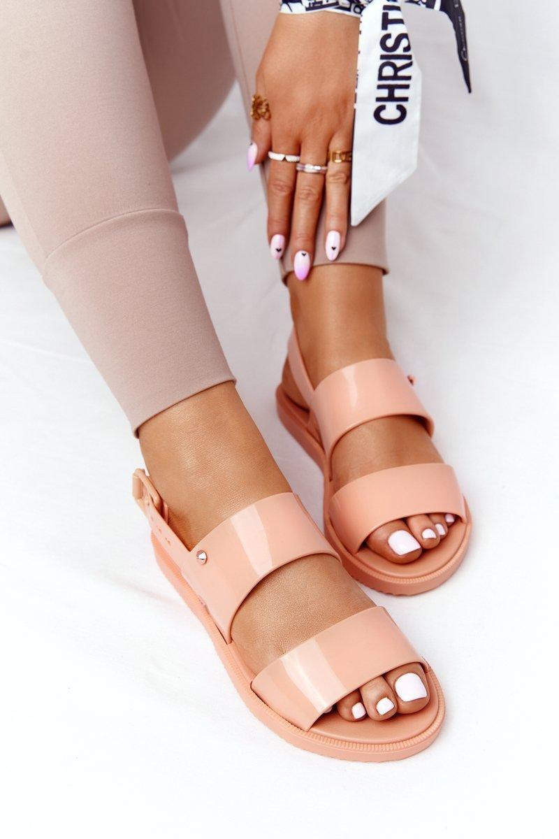 Fragrant Rubber Sandals Eco Friendly ZAXY HH285164 Orange