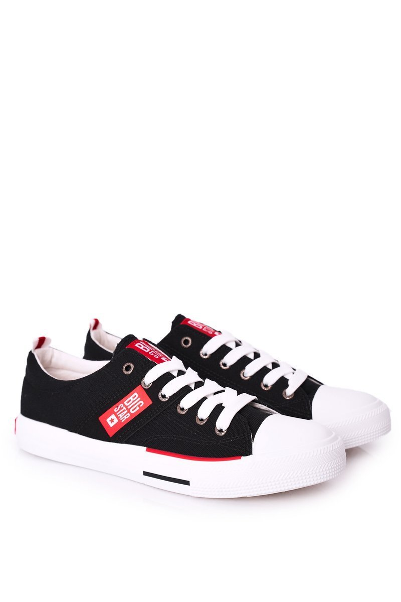 Men's Sneakers Big Star HH174039 Black