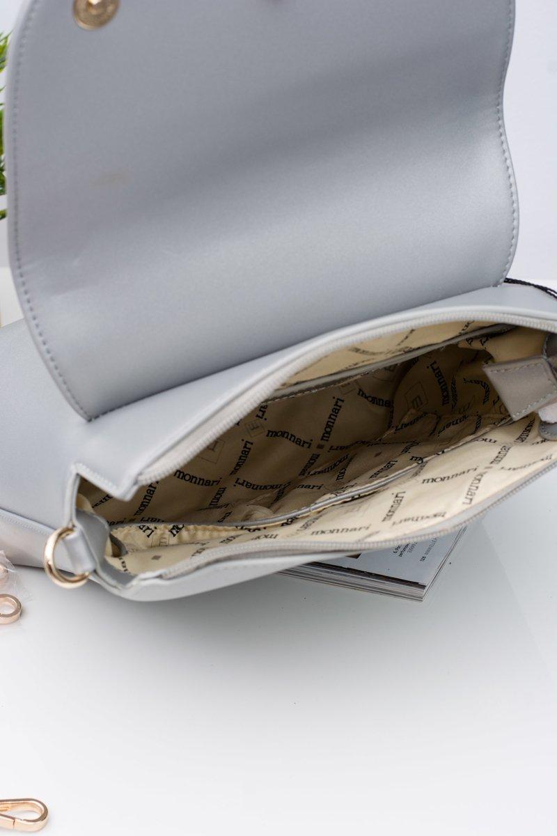 Monnari Silver Bag