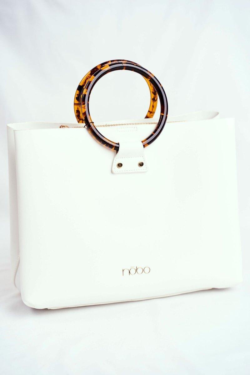 Women's Bag Nobo White NBAG-I4210-C000