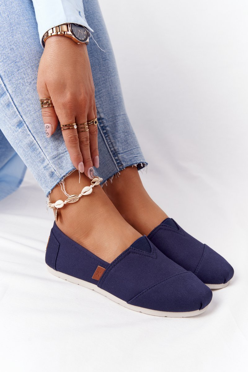 Women's Espadrilles Navy Blue After Hours