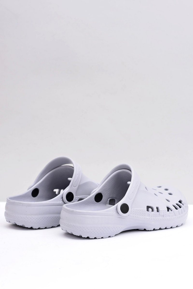 Women's Foam Slippers EVA Grey