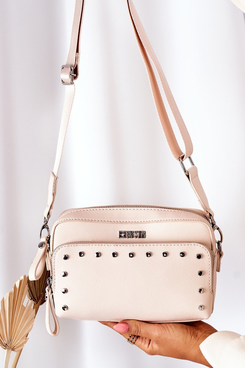 Women's Messenger Bag Big Star II574005 Nude