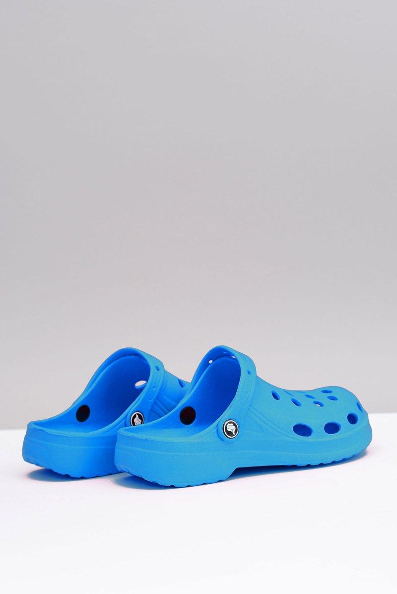 Women's Slides EVA Foam Blue Crocs