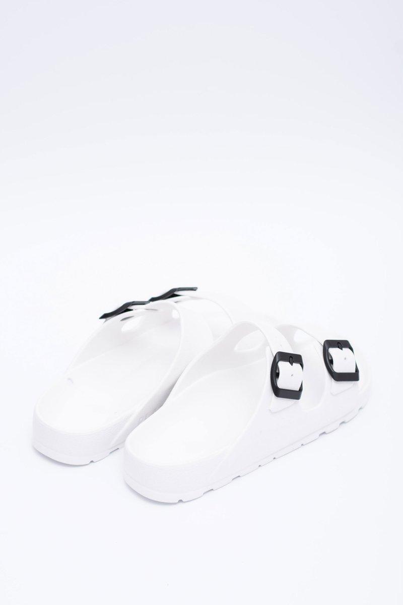 Women's Slides Light Garden EVA White