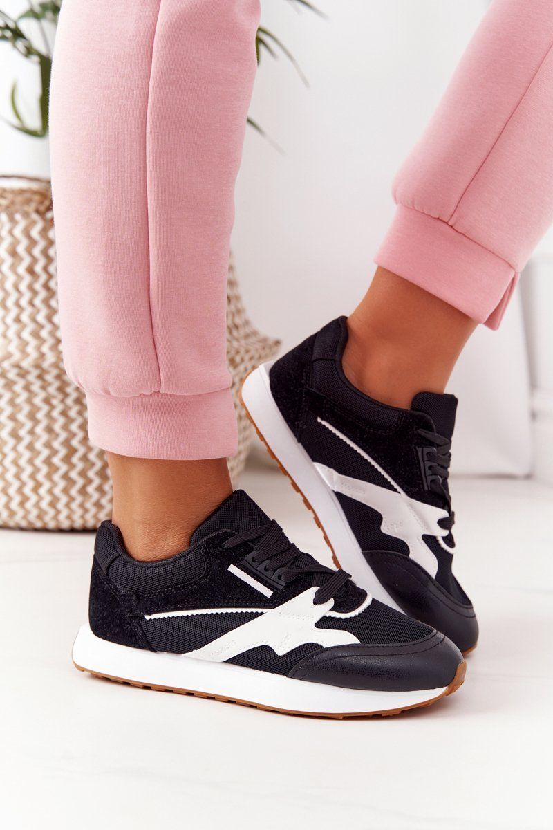 Women's Sport Shoes Sneakers Black After Hours