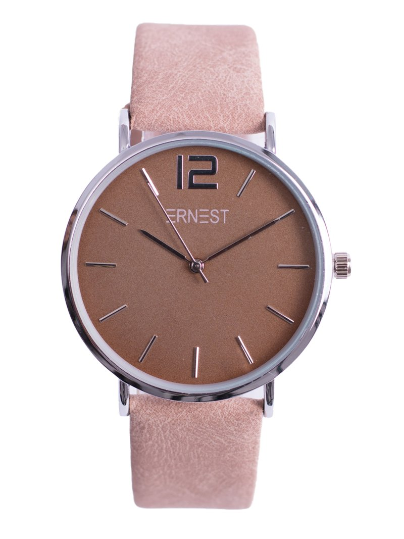Women's Watch Ernest Claire Brown