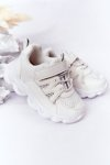 Children's Sneakers With A Flashing Sole LED White So Cool!
