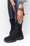 Women's Boots Black Haley